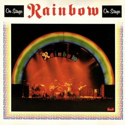 Rainbow - On Stage 1977