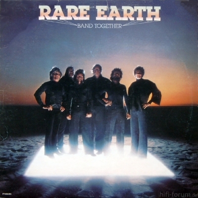 Rare Earth - Band together 1978