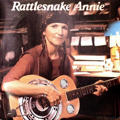 Rattlesanke Annie 1987