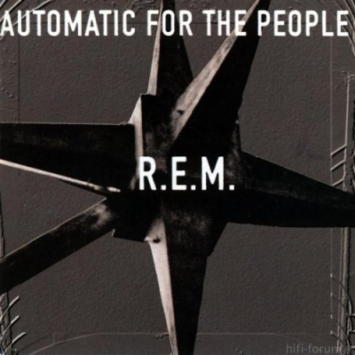 R.E.M. - Automatic For The People 1992