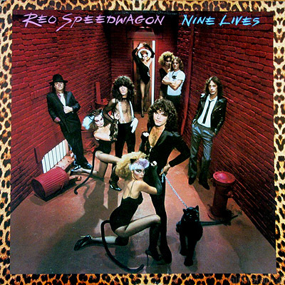 REO Speedwagon - Nine Lives 1979