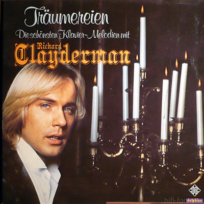 Richard Clayderman - Tr?umereien 1977