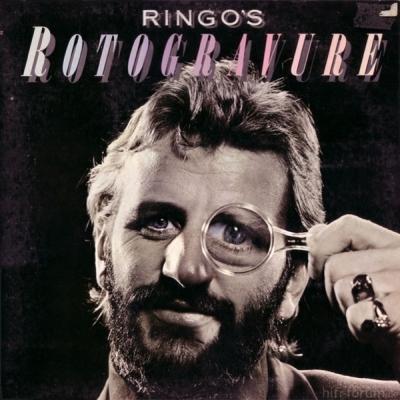 Ringo Starr - Ringo's Rotogravure 1976