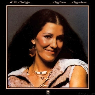 Rita Coolidge - Anytime...Anywhere 1977