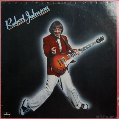 Robert Johnson - Close Personal Friend 1978