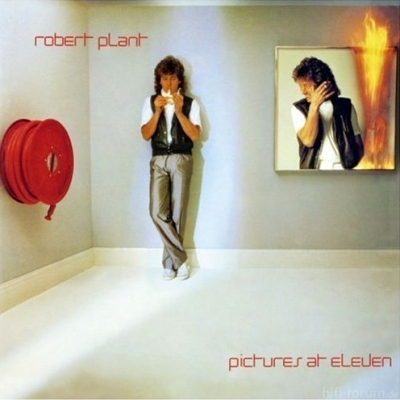 Robert Plant - Pictures At Eleven 1982