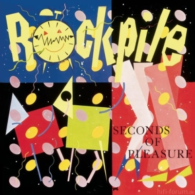 Rockpile - Seconds Of Pleasure 1980