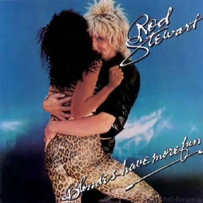 Rod Stewart - Blondes Have More Fun 1978