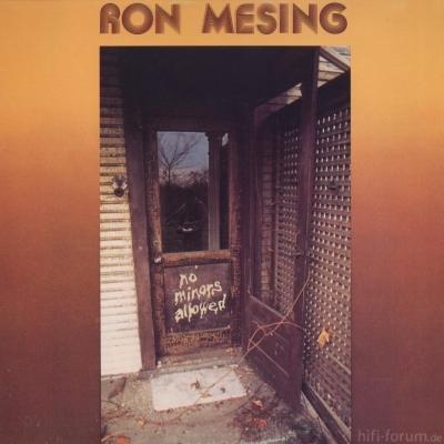Ron Mesing - No Minors Allowed 1978