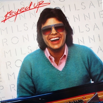 Ronnie Milsap - Keyed Up 1983