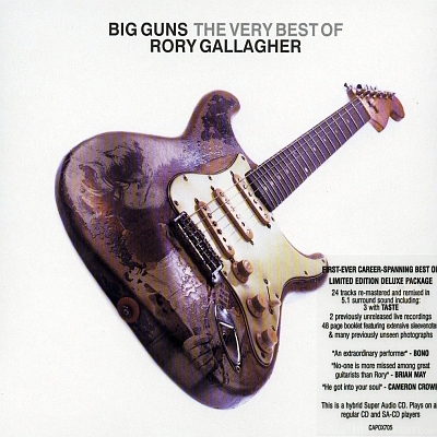 Rory Gallagher - Big Guns, The Very Best Of 2005 SACD