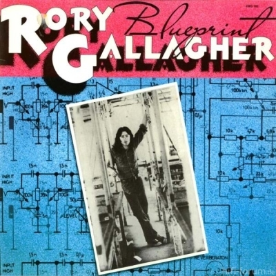 Rory Gallagher - Blueprint 1994