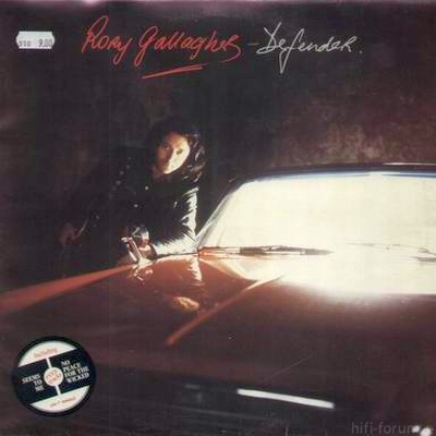 Rory Gallagher - Defender 1987