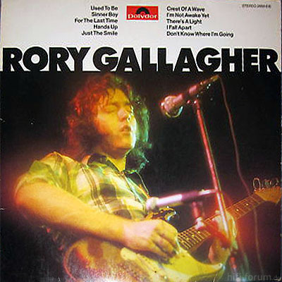 Rory Gallagher - Rory Gallagher 1975