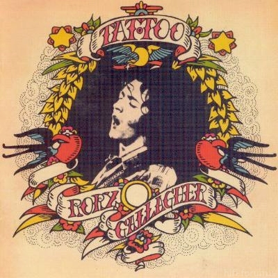 Rory Gallagher - Tattoo 1973
