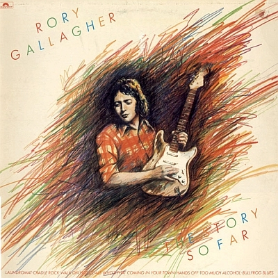 Rory Gallagher - The Story So Far 1975