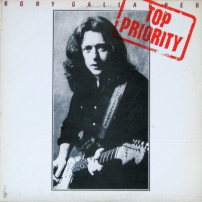 Rory Gallagher - Top Priority 1979