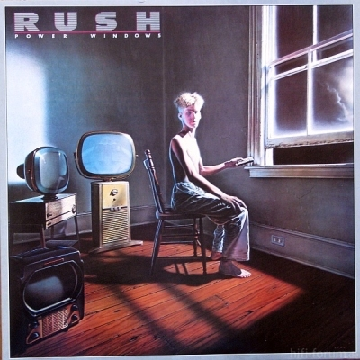 Rush - Power Windows 1985