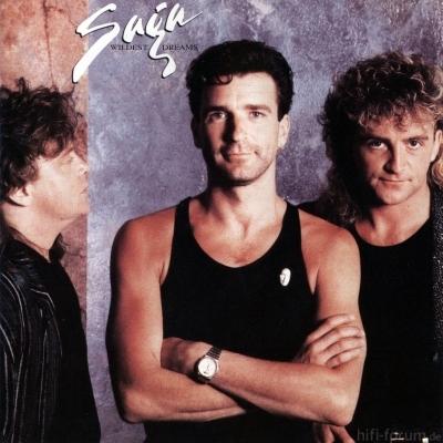 Saga - Wildest Dreams 1987
