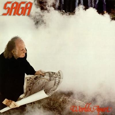 Saga - Worlds Apart 1981