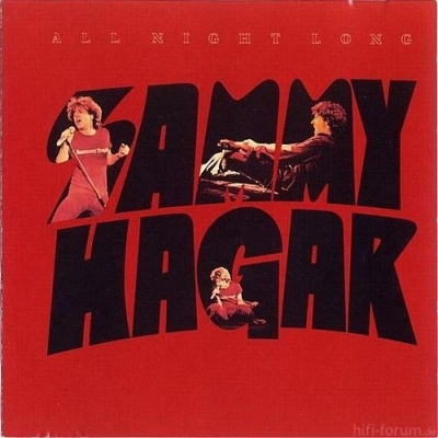 Sammy Hagar - All Night Long - Live 1978