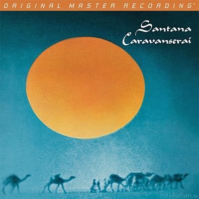 Santana - Caravanserai 1972_2011 SACD