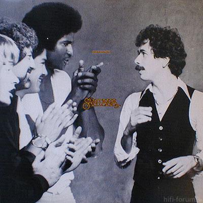 Santana - Inner Secrets 1978