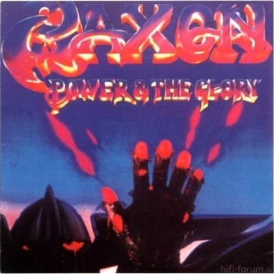 Saxon - Power & The Glory 1983