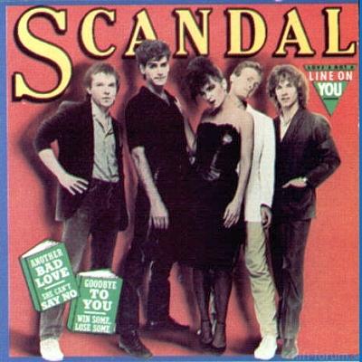 Scandal - Scandal 1982