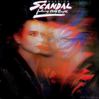 Scandal - Warrior 1984