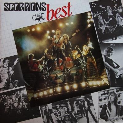 Scorpions - Best GRC 1985