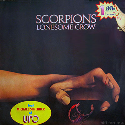 Scorpions - Lonesome Crow 1972