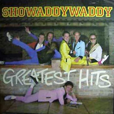 Showaddywaddy - Greatest Hits 1986