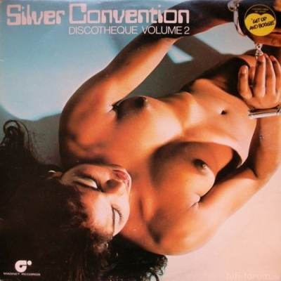 Silver Convention - Discotheque Vol2