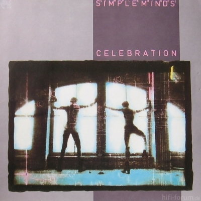 Simple Minds - Celebration 1982