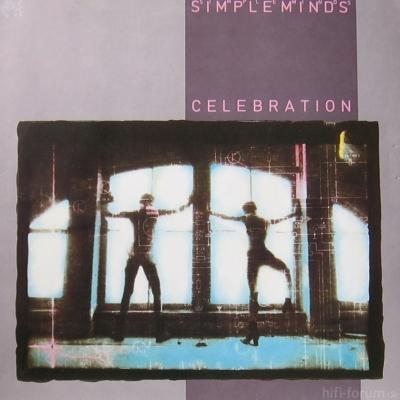 Simple Minds - Celebration 1982