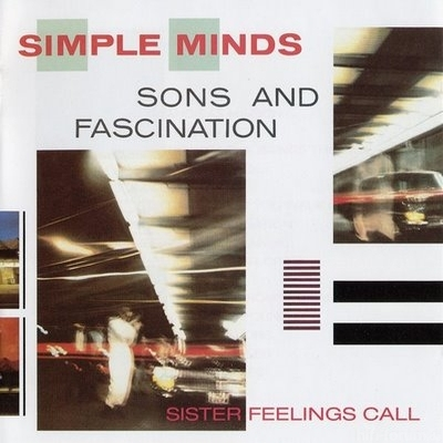 Simple Minds - Sons And Fascination 1981