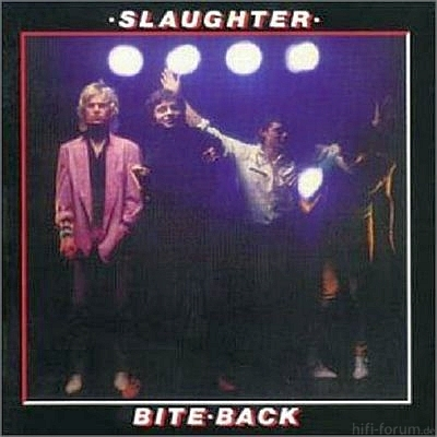 Slaughter - Bite Back 1980