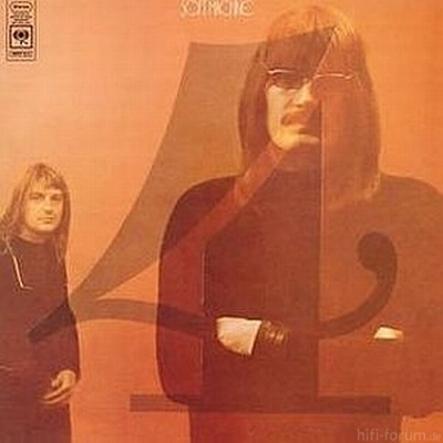 Soft Machine - Forth 1971