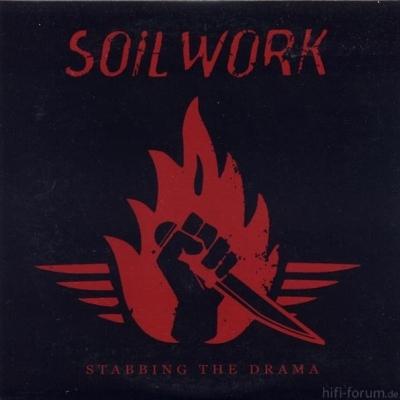 Soilwork - Stabbing The Drama 2005