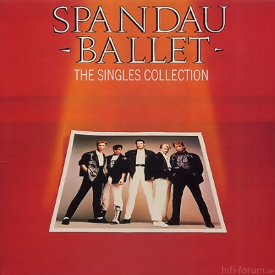 Spandau Ballet - The Singles Collection 1985