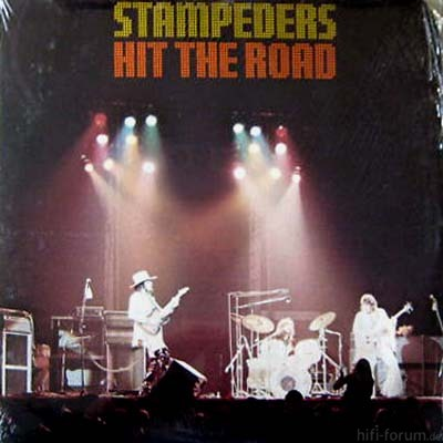 Stampeders - Hit The Road 1976