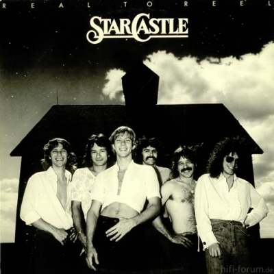 Starcastle - Real To Reel 1978