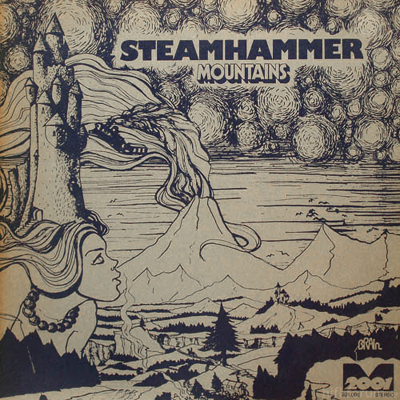 Steamhammer - Mountains 1970
