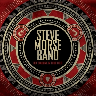 Steve Morse Band - Out Standing In Their Field 2009