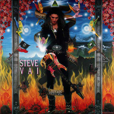 Steve Vai - Passion And Warfare 1990