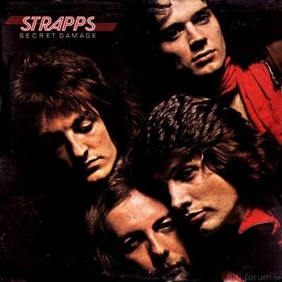 Strapps - Secret Damage 1977