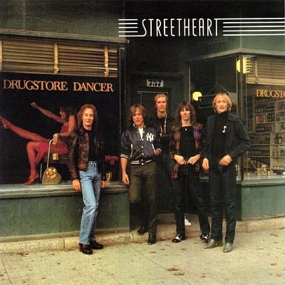 Streetheart - Drugstore Dancer 1980