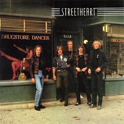 Streetheart - Drugstore Dancer 1980