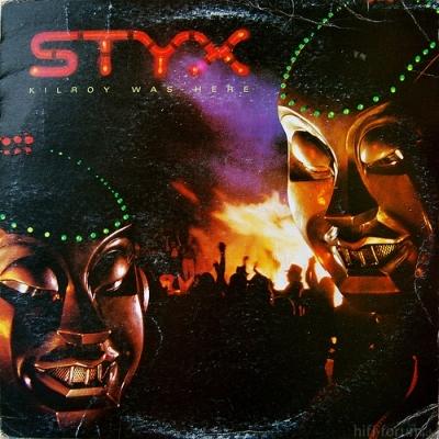 Styx - Kilroy Was Here 1983